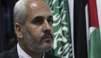 portavoz, movimiento islamista Hamás, Fawzi Barhum