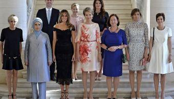 foto, otan, primeras damas, casa blanca, esposo, luxemburgo
