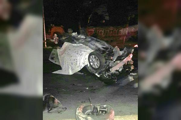 Choque en Azcapotzalco deja dos muertos