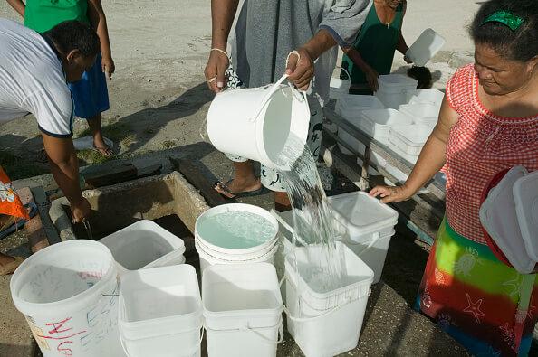 Se agudiza la crisis por la falta de agua potable en Oaxaca. (Getty Images, archivo)