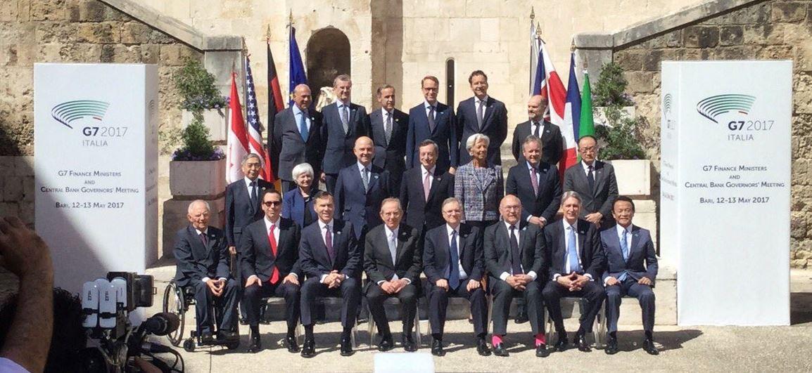 G7 incrementará coordinación para contrarrestar ciberataques