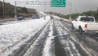 Clima, granizada, Chihuahua, daños, cultivos, lluvia
