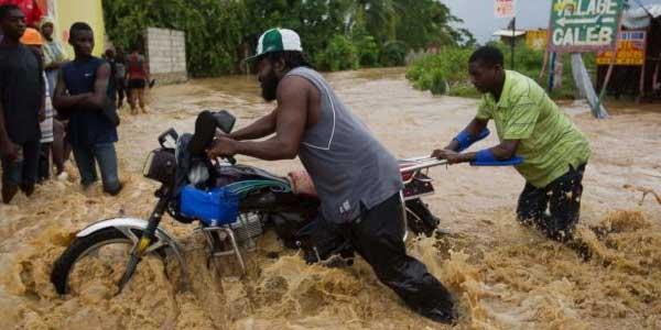 Clima, Haití, inundación, muertos, lluvias, desaparecidos
