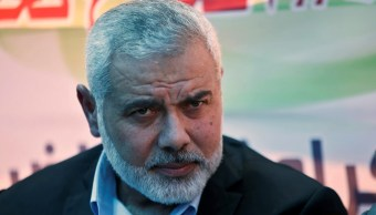 Ismail Haniya, recién electo jefe de Hamas (Reuters)