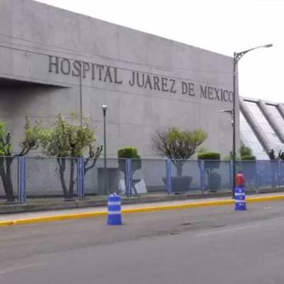 Refuerzan seguridad en Hospital Juárez de la Ciudad de México tras asaltos