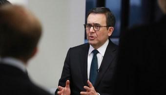 Ildefonso Guajardo, secretario de Economía, encabezará la renegociación del TLCAN