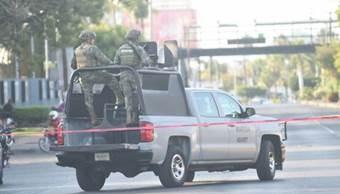 Ejército, Mazatlán, Sinaloa, Tiros, Matan A Un Hombre, Violencia