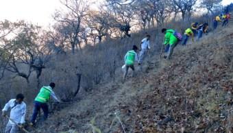 Suman 322 incendios en Chiapas en 2017. (Twitter: @PCSIERRA/Archivo)