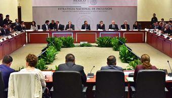 Secretarios federales, Medio ambiente, Hacienda, Educacion, Noticias, Noticieros televisa