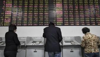 Inversionistas, Terminales electrónicas, Bolsa de Shanghai, Bolsa de la región Asia-Pacífico, Shanghai., Bolsa de China
