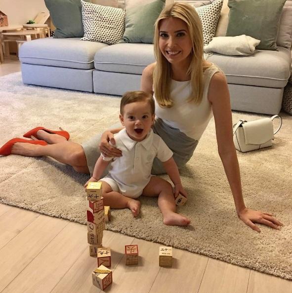 Ivanka Trump comparte sus secretos para ser una madre trabajadora y exitosa
