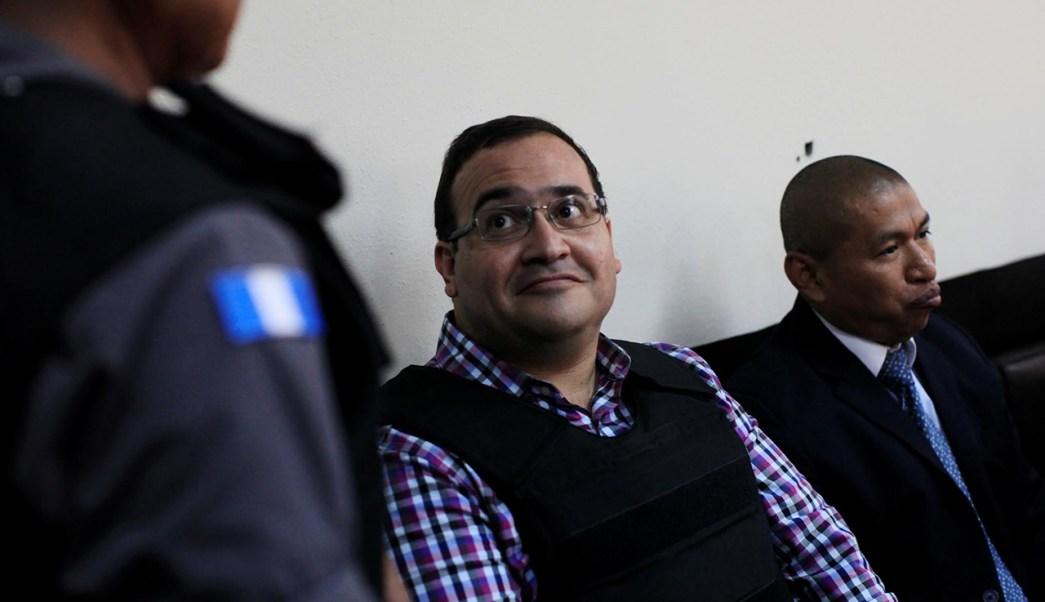 Javier Duarte, Veracruz, Extradición, PGR