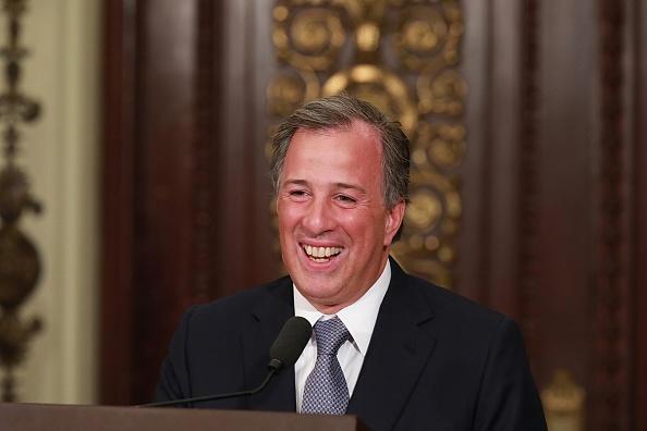 José Antonio Meade, titular de la Secretaría de Hacienda