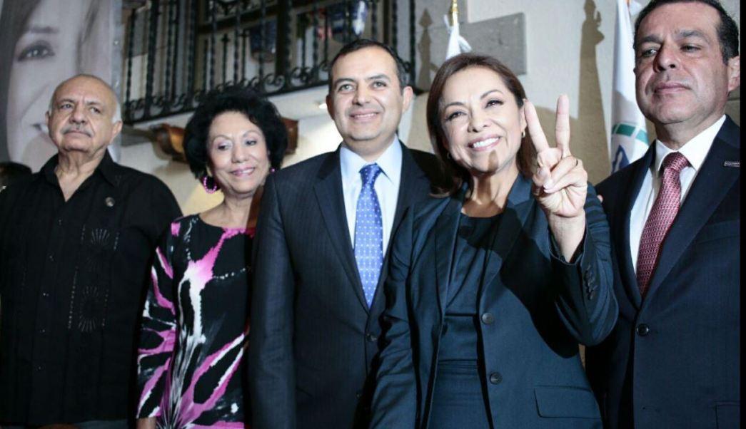Josefina Vazquez Mota, candidata del PAN al edomex