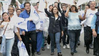 Josefina Vázquez Mota toma protesta a representantes de casilla del PAN