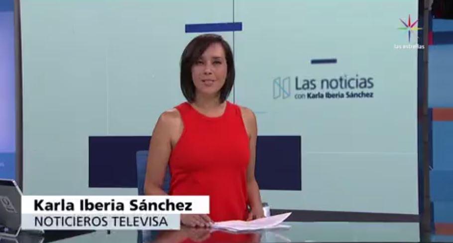 Noticias, Televisa news, Las noticias, con Karla Iberia, Programa, 17 de mayo 2017