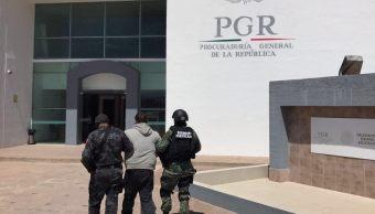 José Antonio 'N', alias 'La Hamburguesa', presunto líder del Cártel del Golfo en Zacatecas (PGR)