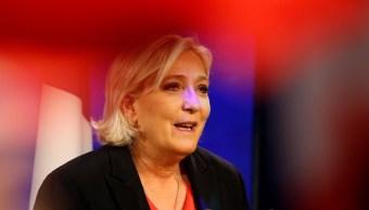 Marine Le Pen acepta derrota; afirma que Francia ha votado por la continuidad (Reuters)