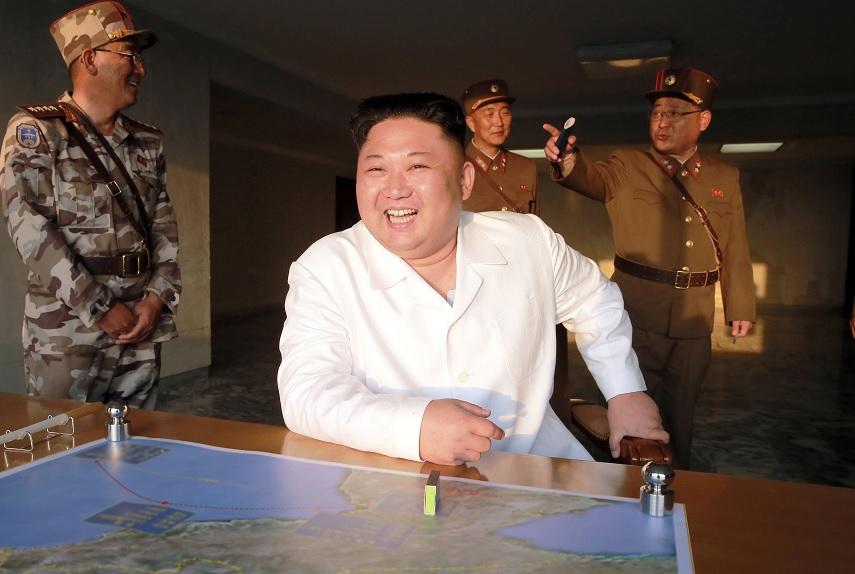El líder norcoreano Kim Jong (Reuters)