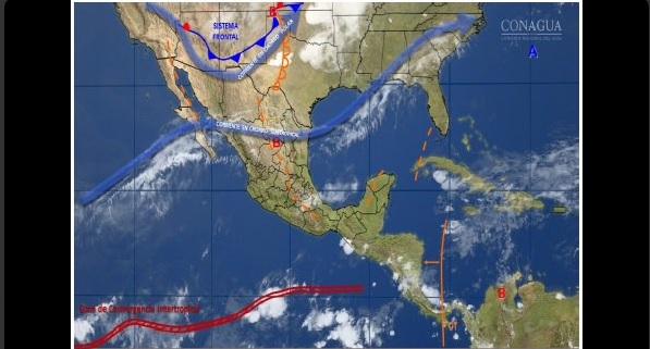 A partir del sábado las temperaturas en Sonora se recuperarán. (Twitter @Conagua_Sonora)