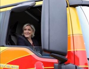 Autoridades francesas detienen a un hacker que atacó la web de Le Pen