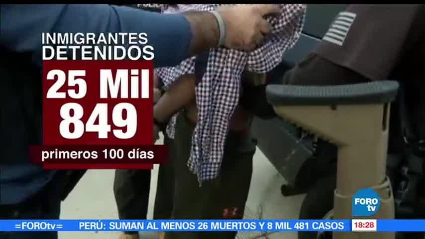 indocumentados, mexicanos, detenidos, EU