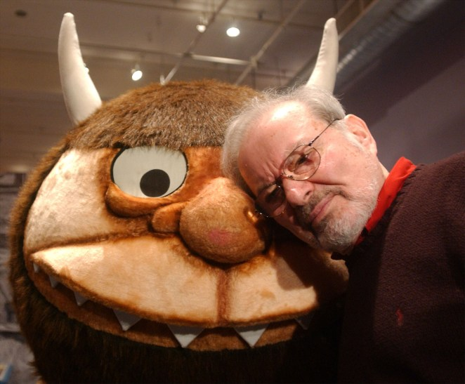 Maurice Sendak, monstruos, Carol, Where the Wild Things Are, donde viven los monstruos