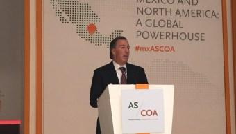 José Antonio Meade, secretario de Hacienda y Crédito Público. ( Twitter: @VRubioMarquez)