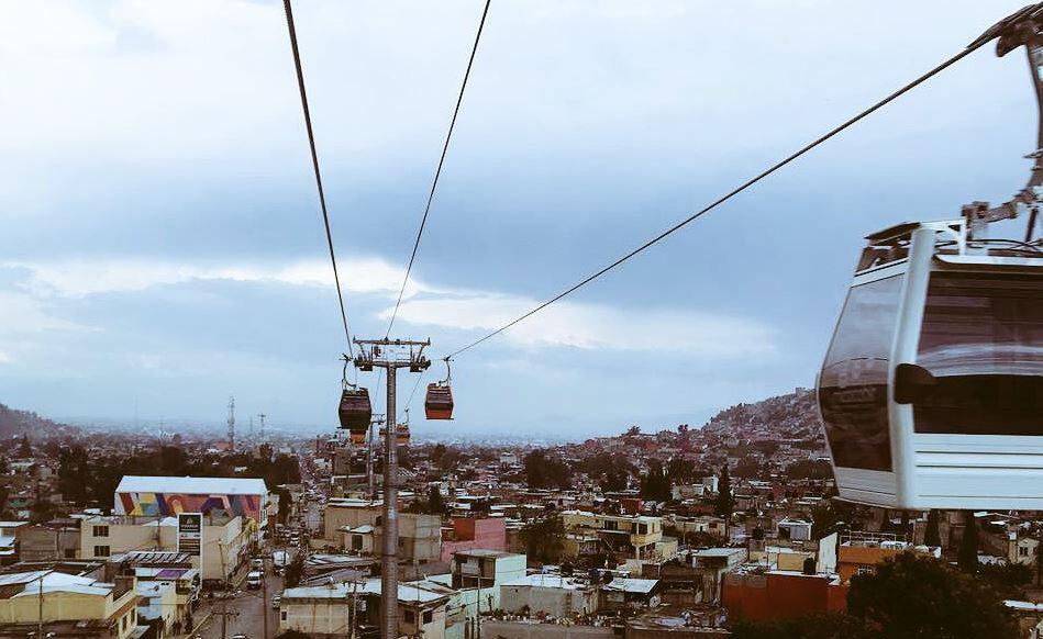 Hay mala calidad del aire en el noreste de Valle de México