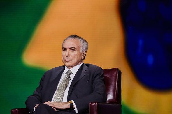Presidente Temer fue grabado dando aval a sobornos, dice diario O`Globo