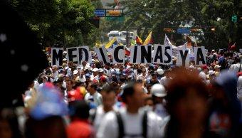 Venezuela, muertos, protestas, Maduro, oposición, violencia,