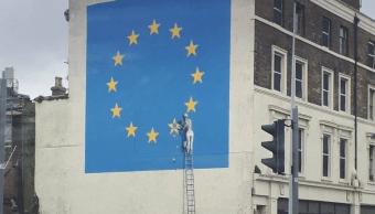 Mural Bansky Brexit Dover