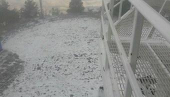 Clima, nieve, nieva, cananea, sonora, frente frío