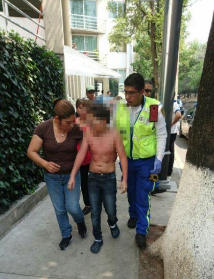 Niños, electrocutan, cables de alta tension, cables, quemaduras, ciudad de mexico
