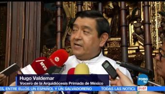 video, ataque, sacerdote, Catedral Metropolitana, CDMX, Apuñalamiento