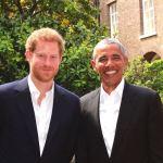 Príncipe, Enrique, Expresidente, Estados Unidos, Barack Obama, Manchester, Atentado, Terrorismo