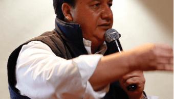 Óscar González, pt, estado de México, elecciones, política, mujer