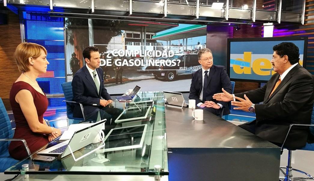 Pablo González Córdova, presidente de Amegas, en Despierta con Loret