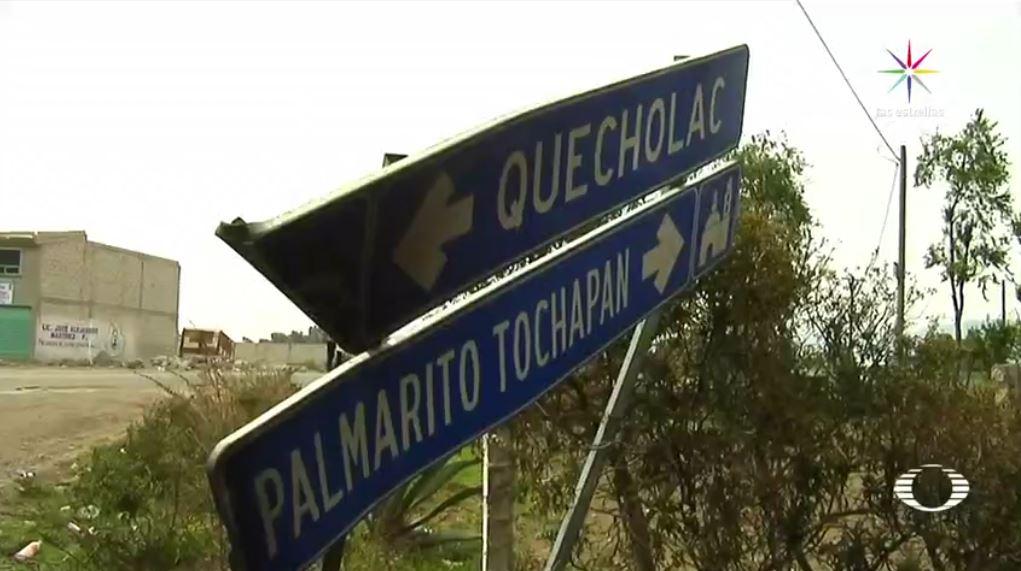 Asalto en la México-Puebla deja bebé muerto y dos mujeres violadas