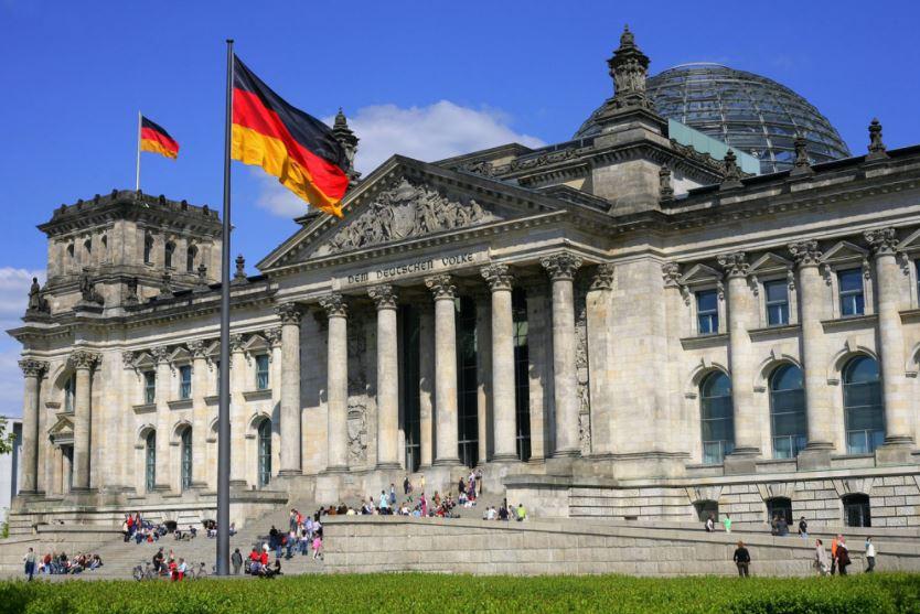 alemania, Parlamento alemán, berlín, corea del norte