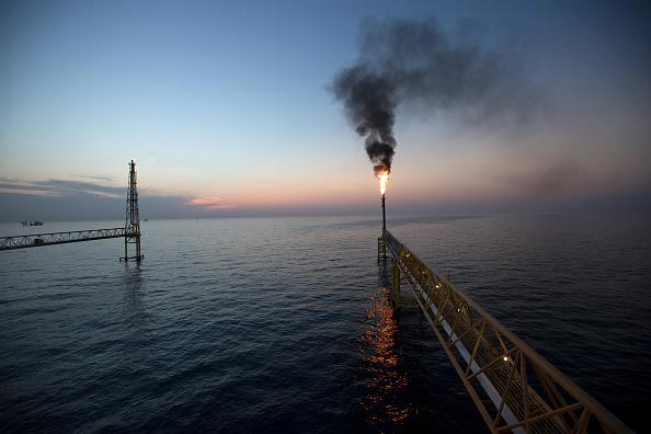 Petróleo mexicano pierde 16 centavos Pemex