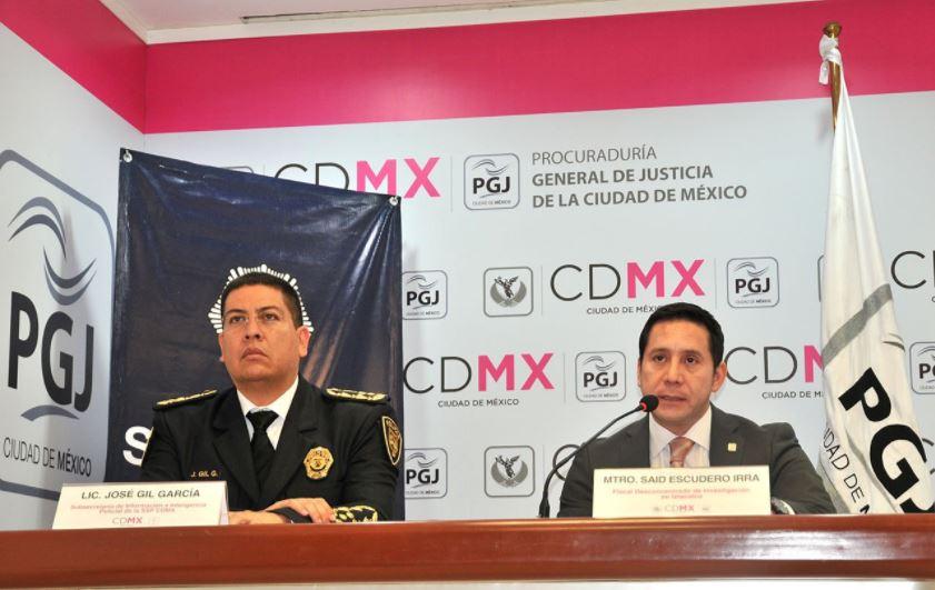 PGJ detiene a presunto homicida en Iztacalco