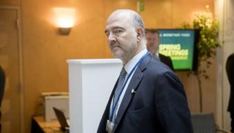 Pierre Moscovici, comisionado económico de la Unión Europea. (Getty Images)