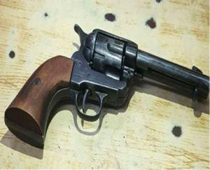 Arma asegurada durante cateo en una vivienda de la colonia Guerrero