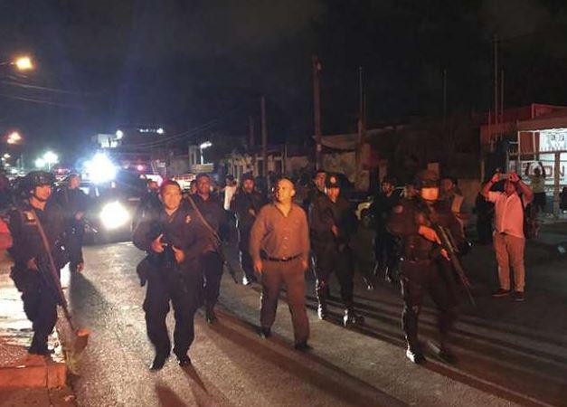 Investigan papel de la Policía de Cancún en intento de linchamiento