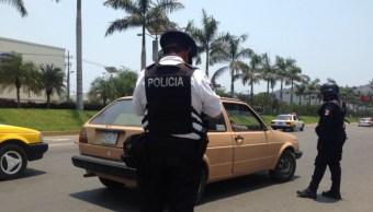 Policías, Acapulco, Corrupción, Soborno, Sanciones, Guerrero