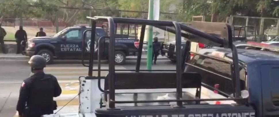 Policias de zihuatanejo ingresan a penales