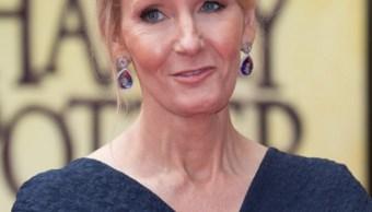 J.K. Rowling, la autora de Harry Potter (Getty Images/archivo)