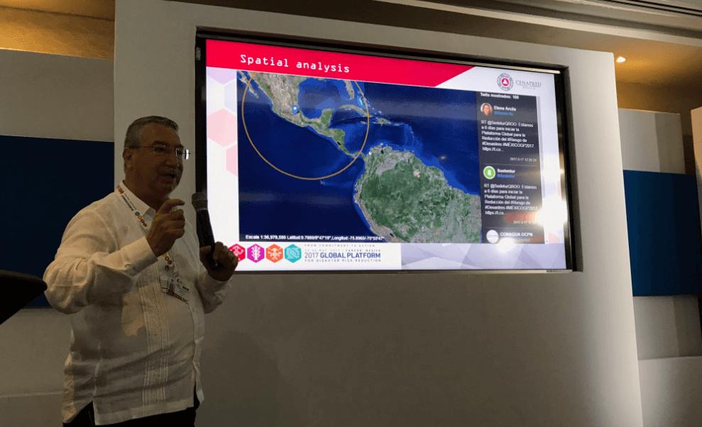 Presentan la Plataforma para Reducción de Desastres en Cancún