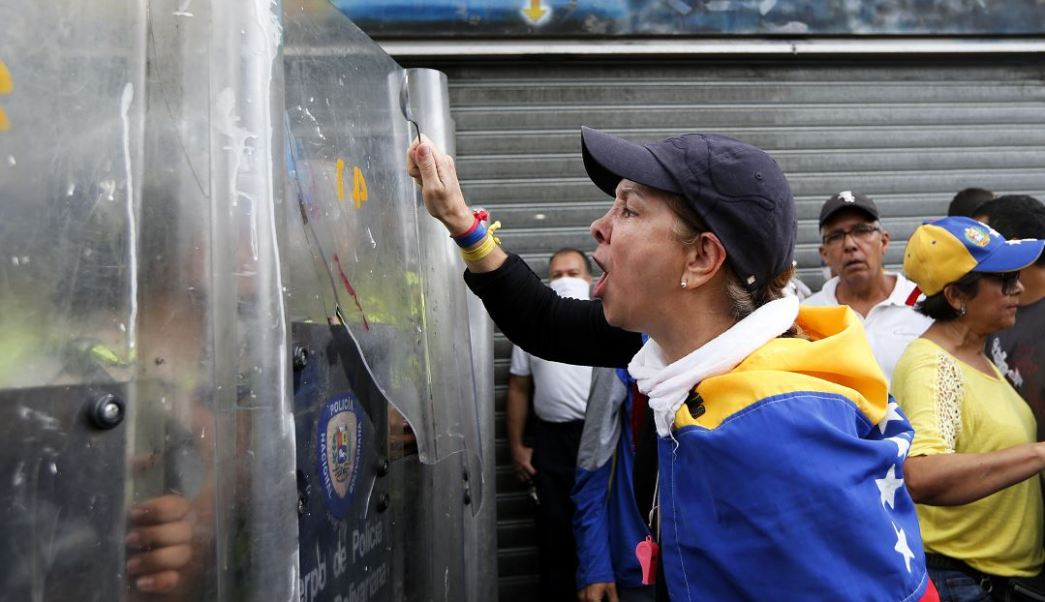 Venezuela, protestas, violencia, ue, lliberar, presos politicos